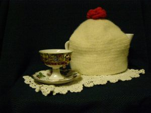 Spring Rose Tea Cozy