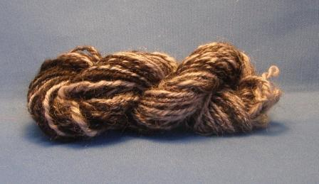 Corriedale Yarn Navajo Plyed - Not striped